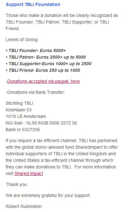 TBLI_foundation