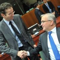 Dijsselbloem's Cyprus-plundermethode nu regel