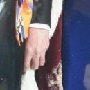 Willem Alexander zonder trouwring op Staatsieportret (update)