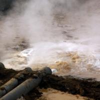Perlombongan bahan untuk kincir angin magnet pencemaran alam sekitar yang berat