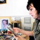 Marijke Harkema në grevën e urisë për djalin e saj Leon Groeneweg
