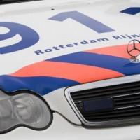 Tekan maklumat polis Rijnmond di Mike Stok