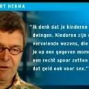 Pedokratija Holandije upravo za redom