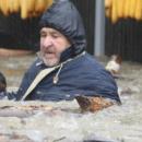 セルビアでの洪水HAARPロシアに対するコミットメントと警告