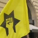 Joodse mannen slaan in op Palestijnen in Parijs zonder politie-ingrijpen
