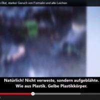 Ooggetuige MH17 meldt plastic lijken