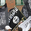 Pro Patria nasuprot muslimanskoj odbrani Lige svesni demonstracije 20 septembra