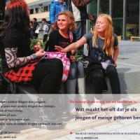 VMBO libri shkollor 'Të rinjtë marokenë vazhdojnë të varen në rrugë'