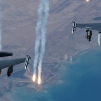 Oorlogssituatie ISIS, Irak, Syrië en de luchtaanvallen