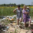 MH17空気災害についてのインタビューマーティンVrijlandウクライナ