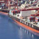 Bie mbi 7e transportues enë në botë Hanjin kërcënon logjistikën globale