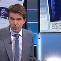 Nieuwsuur 'Ju nuk keni për të lexuar ndonjë lajm në mediat sociale më, kjo është e keqe për ju'