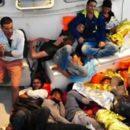Aliran pelarian dari Libya terbukti terorganisir dengan bantuan organisasi amal