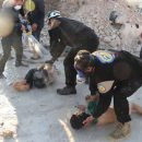 Serangan Tomahawk ke Syria berdasarkan serangan gas sarin palsu palsu?