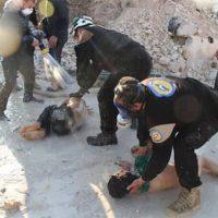 Sulmi tomahawk ndaj Sirisë bazuar në sulmin gazi të flamurit sarin?