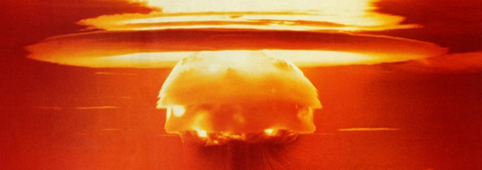 Nordkoreas nukleare trussel mod den største trussel mod menneskeheden