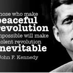 De vreedzame revolutie! (deel 2 van 2)