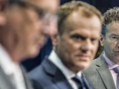 Er is een plunderdeal met Griekenland