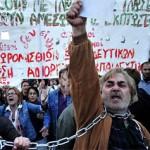 Waarom het geldsysteem slechts een slavenketting is en hoe Griekenland het mikpunt werd