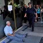 De Griekse financiële moordaanslag van Europa