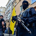 Neonazi summer camp recruits bata sundalo para sa Ukraine