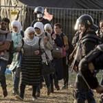 Rapport vluchtelingenkamp Hessen Duitsland: verkrachting vrouwen en kinderen