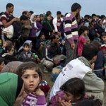 NAVO creëert vluchtelingen door proxy-oorlogen. Duizenden bereiken Duitsland