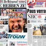 Het monopolie van de mainstream media wankelt, u bent aan zet