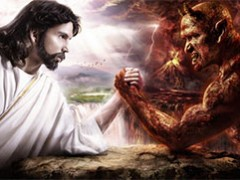 De kernvraag van religie: Wie is de ware God en wie is Satan?