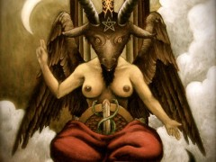 De gender blender agenda, my pet goat, baphomet en de symboliek in de media