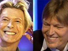 YouTuber beweert dat David Bowie nog leeft en zich voordoet als Jack Steven