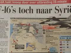 """Cabinetul """"Sprijin pentru rezistență moderată în Siria, dar nu știm încă cine suntem"""""""
