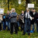 Contrate o teu propio grupo de protestas