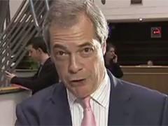 Nigel Farage in Nieuwsuur over de Brexit