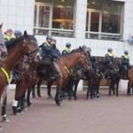 Verdacht pakket gevonden voorafgaand aan protest Pegida Amsterdam
