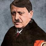 Poukisa Ewòp pretann ke Erdogan se konvenyan men an kachèt kolabore ak Hitler nan nouvo