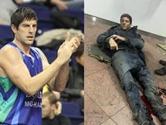 Di encama êrîşan de birîndarbûna basketbolê Sebastien Bellin birîndar bû Brussels çîrokek wî lê lê ne rast e