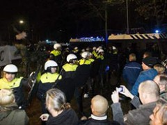Miks ei peaks hollandlased massiliselt tänavatel minema? Geldermalseni hoiatav mõju?