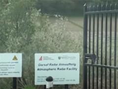 Wat doet dit HAARP station in Wales? Een link met de uitslag van het BREXIT referendum?