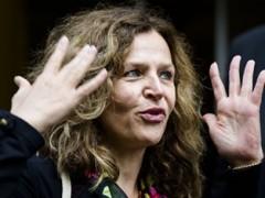 Minister Edith Schippers heeft Olympische imago boost nodig, petitie 'Schippers weg' 4000x getekend