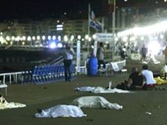 "Aanslag Nice op nationale feestdag ""Le Quatorze Juillet"" ter viering Franse revolutie"