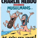"""CIA's Charlie Hebdo moet stijging in """"moslim terreur"""" uitlokken met nieuwe spotprent"""