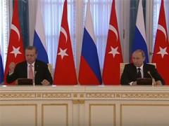 Uturuki: vita nchini Syria, dhamana ya upya na Russia na uhusiano unaosababishwa na NATO