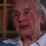 Nacių oficialios 8 mėnesio lopšys, dėl holokausto atsisakymo, našlė