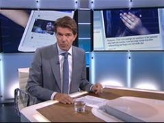 """Nieuwsuur """"Nu mai trebuie să citești nici o știre pe social media, e rău pentru tine"""""""