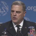 Stafchef Mark Milley uit agressieve oorlogsretoriek richting Rusland