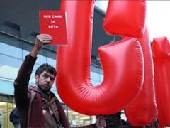 د CETA تړون د بیلجیم والونیا په وړاندې د مبارزې په ترڅ کې دوام لري
