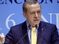 Erdogan oppfordrer den islamske verden til å forene