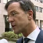 Mark Rutte en de zware last van het Oekraïnereferendum