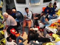 Vluchtelingenstroom vanuit Libië bewezen georganiseerd met behulp van liefdadigheidsorganisaties